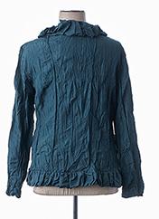 Veste casual vert L33 pour femme seconde vue