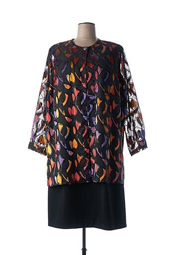 Veste/robe noir GUY DUBOUIS pour femme