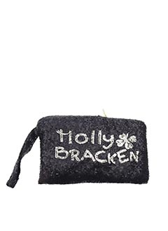 Pochette noir MOLLY BRACKEN pour femme