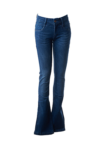 Jeans bootcut bleu FREEMAN T.PORTER pour femme