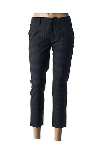 Pantalon casual noir REIKO pour femme