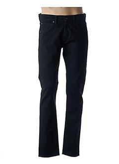 Jeans coupe slim noir EDWIN pour homme