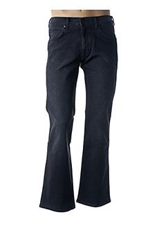 Jeans bootcut noir WRANGLER pour homme
