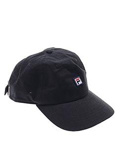 Casquette noir FILA pour unisexe