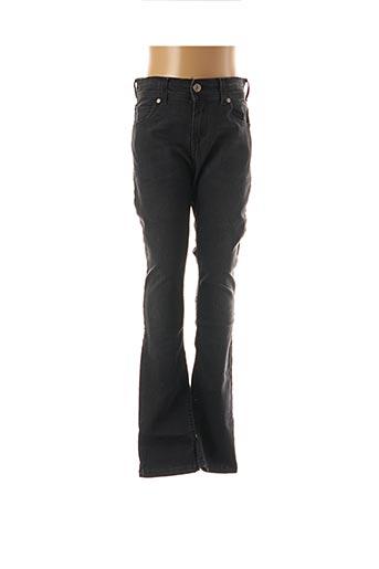 Jeans coupe slim noir PLEASE pour fille