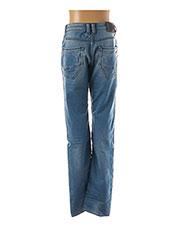 Jeans coupe slim bleu LE TEMPS DES CERISES pour garçon seconde vue