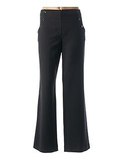 Pantalon chic noir ARMOR LUX pour femme