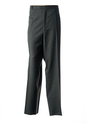 Pantalon chic vert EURAL TERGAL pour homme