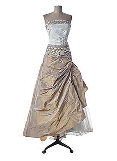 Top/jupe beige LINEA RAFFAELLI pour femme