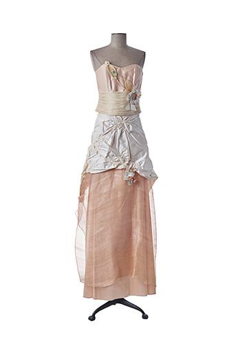 Top/jupe rose ELSA GARY pour femme