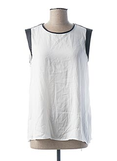 Top blanc ONLY pour femme