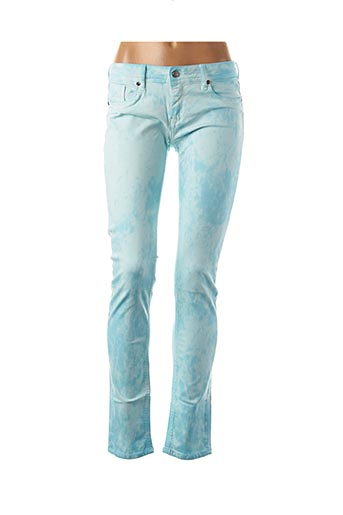 Pantalon casual bleu KAPORAL pour femme