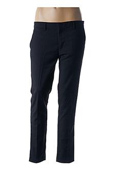 Pantalon 7/8 noir TEDDY SMITH pour femme