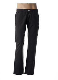 Pantalon casual marron LA CIBLE ROUGE pour homme