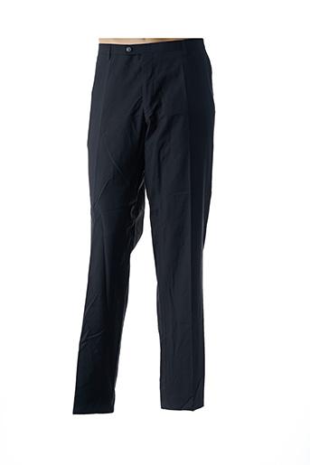 Pantalon chic noir CLUB OF GENTS pour homme