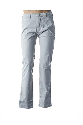 Pantalon casual gris MEN OF ALL NATION pour homme