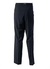 Pantalon chic noir CLUB OF GENTS pour homme seconde vue