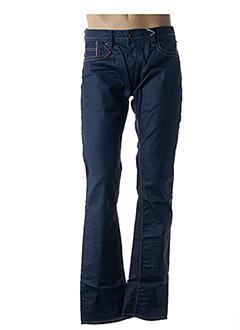 Pantalon casual bleu KAPORAL pour homme