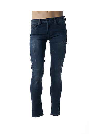 Jeans skinny bleu KAPORAL pour homme