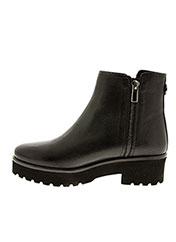 Bottines/Boots noir PAS DE ROUGE pour femme seconde vue