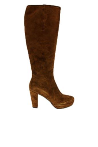 Bottes marron C.DOUX pour femme