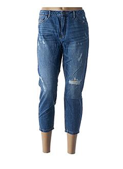 Jeans boyfriend bleu ONLY pour femme