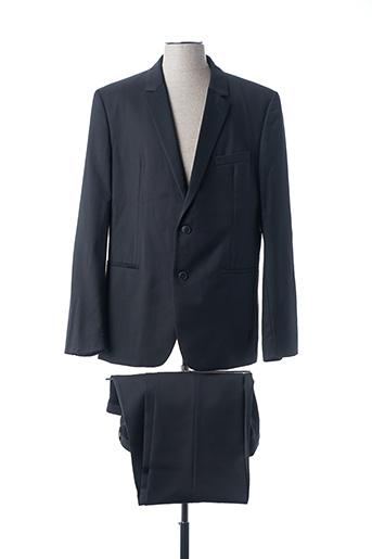 Costume de ville noir TOMMY HILFIGER pour homme