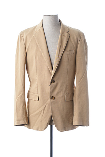 Veste chic / Blazer beige HACKETT pour homme