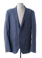 Veste chic / Blazer bleu DANIEL HECHTER pour homme seconde vue