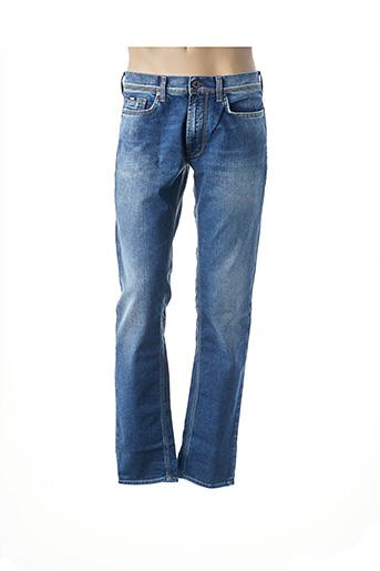 Jeans coupe slim bleu GAS pour homme