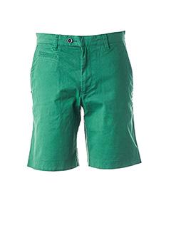 Produit-Shorts / Bermudas-Homme-BRUNO SAINT HILAIRE