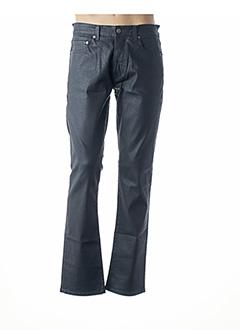Pantalon casual noir EDEN PARK pour homme