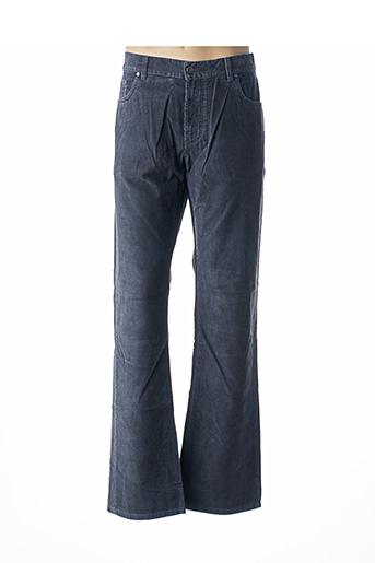 Pantalon casual gris GANT pour homme