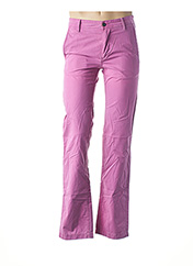 Pantalon casual rose HUGO BOSS pour femme seconde vue