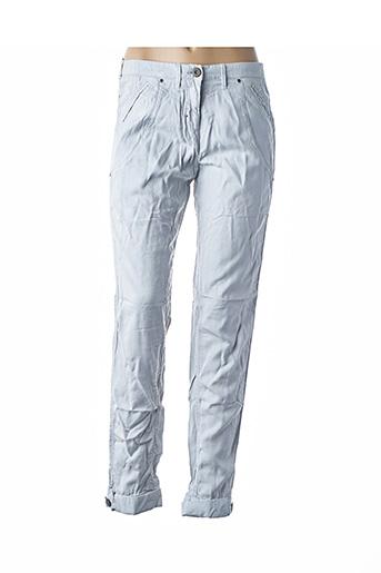 Pantalon casual gris AERONAUTICA pour homme