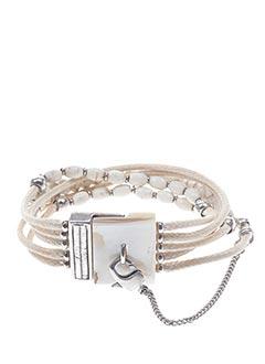 Bracelet beige NATURE pour femme