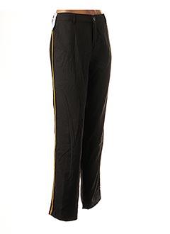 Pantalon chic gris FIVE pour femme