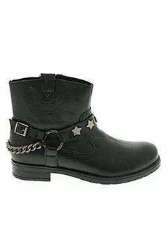Bottines/Boots noir ACEBOS pour fille
