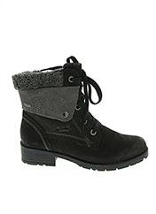 Bottines/Boots noir SUPER FIT pour fille seconde vue