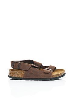 Sandales/Nu pieds marron BETULA pour garçon