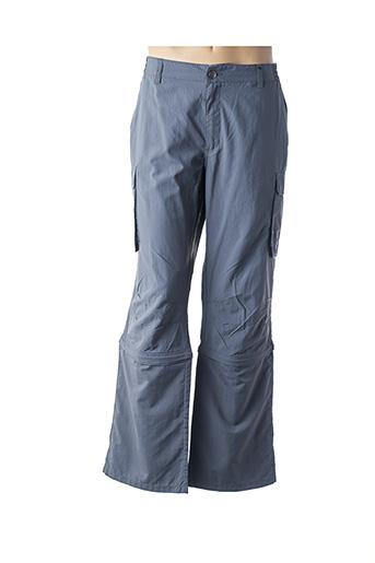 Pantalon casual bleu CROSSFIELD pour homme