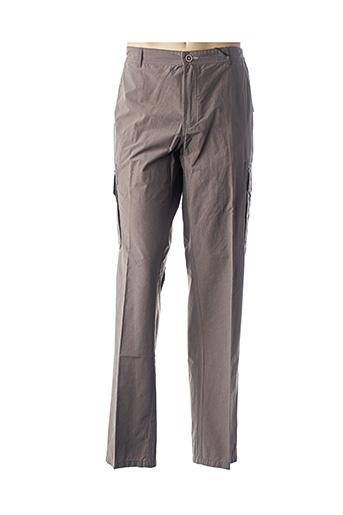 Pantalon casual vert PETER COFOX pour homme