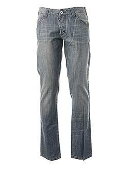 Jeans coupe droite bleu GUESS BY MARCIANO pour homme