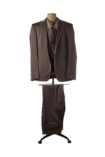 Veste/pantalon gris MUSANI MILANO pour homme