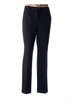 Pantalon chic noir BRANDTEX pour femme
