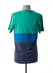 T-shirt manches courtes vert RAGWEAR pour homme seconde vue