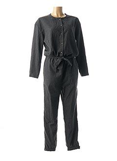 Combi-pantalon gris AMERICAN VINTAGE pour femme