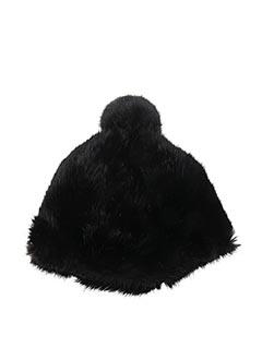 Bonnet noir AMENAPIH pour femme