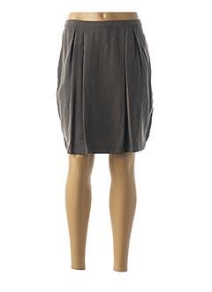 Jupe courte gris SURKANA pour femme