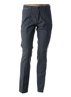 Pantalon chic gris TOMMY HILFIGER pour homme